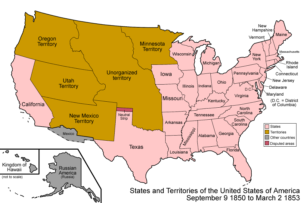 Formation of the United States